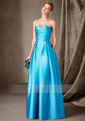 blue prom dress with pockets