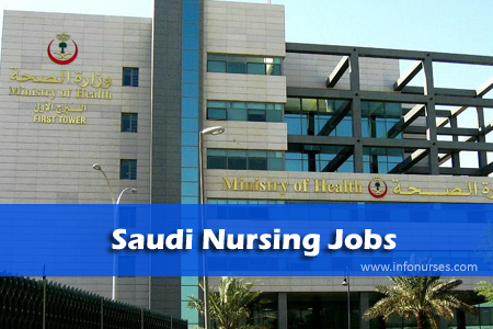 POEA hiring 800 nurses for Saudi MOH