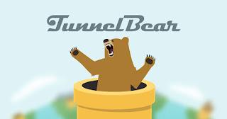 برنامج فتح المواقع المحجوبة Tunnelbear