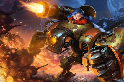 Build Gear Jawhead Mobile Legends Top Global