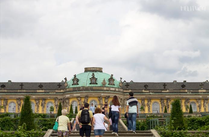 descubriendo berlin fotografía postdam