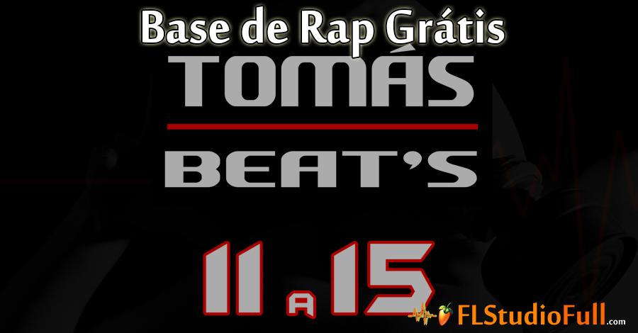 Base de Rap Grátis - Baixar Beat Grátis By Volk Beat'z (de 11 a 15)