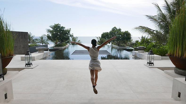 Euriental | fashion & luxury travel | Alila Soori, lobby parting shot, Bali
