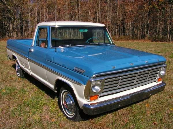 Totally Restored Ford Ranger Truck