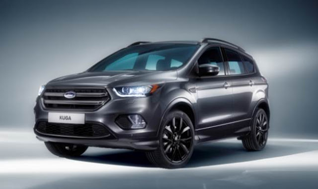 2018 Ford Kuga Redesign, Release Date, Price