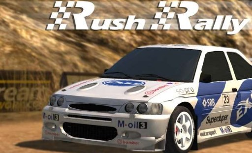Rush rally Apk+Data Free on Android Game Download