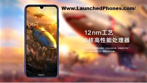 This band is listed on the Chinese website at the toll of  Huawei Honor Play 8A launched amongst 2 Sim supports