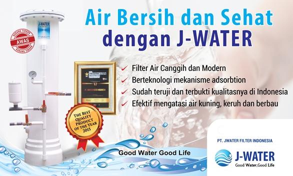 Filter Air Zat Besi