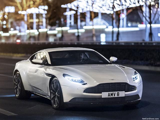 Aston Martin DB11 V8 Transformer