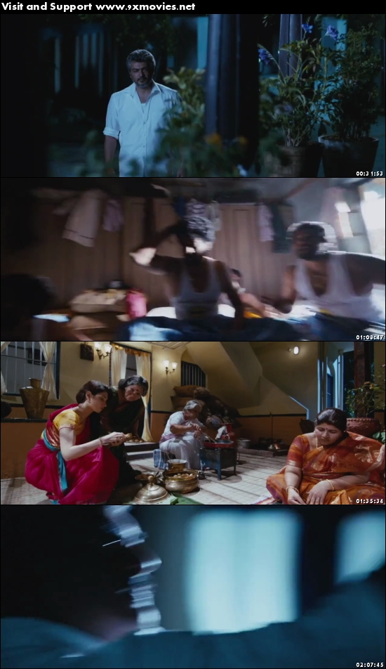 Veeram 2014 UNCUT Dual Audio Hindi 480p HDRip
