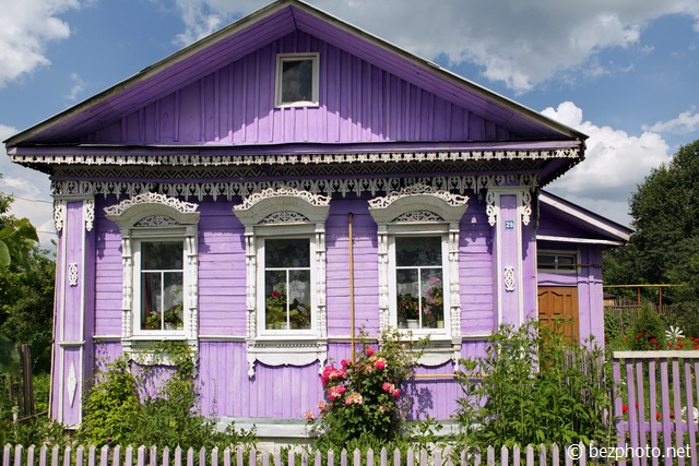 самые красивые деревянные дома мира фото