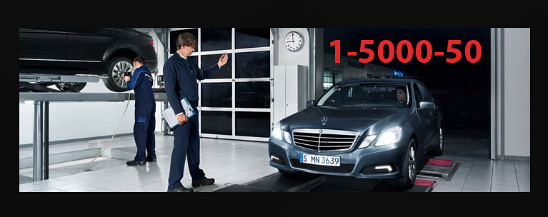 Mercedes-Benz Emergency Service Number