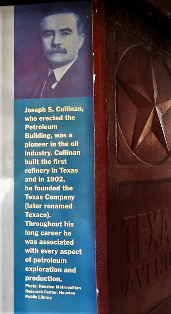 The Legacy of Joseph S. Cullinan (Petroleum Building in Houston)