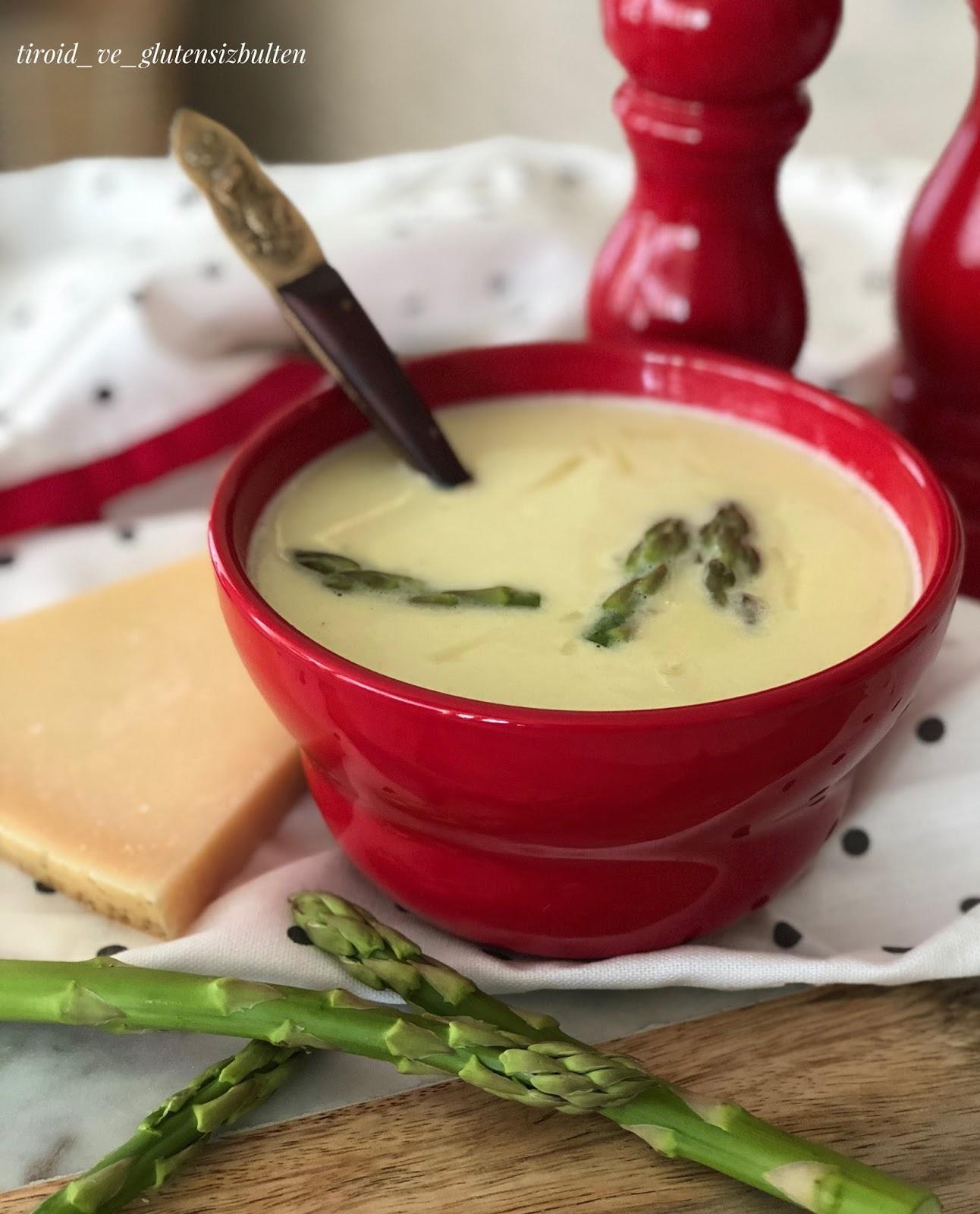 Kuşkonmaz Çorbası Tarifi – Çorba Tarifleri