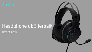 Headphone gaming dbE terbaik