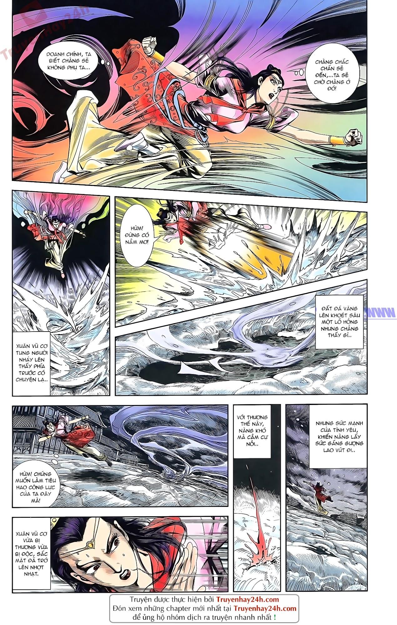Tần Vương Doanh Chính chapter 51 trang 23