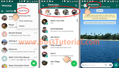 Tips dan Trik WhatsApp