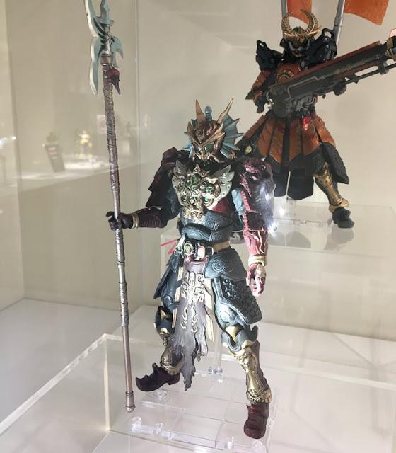 S.I.C Kamen Rider Ryugen Yomi Yomotsuheguri Arms