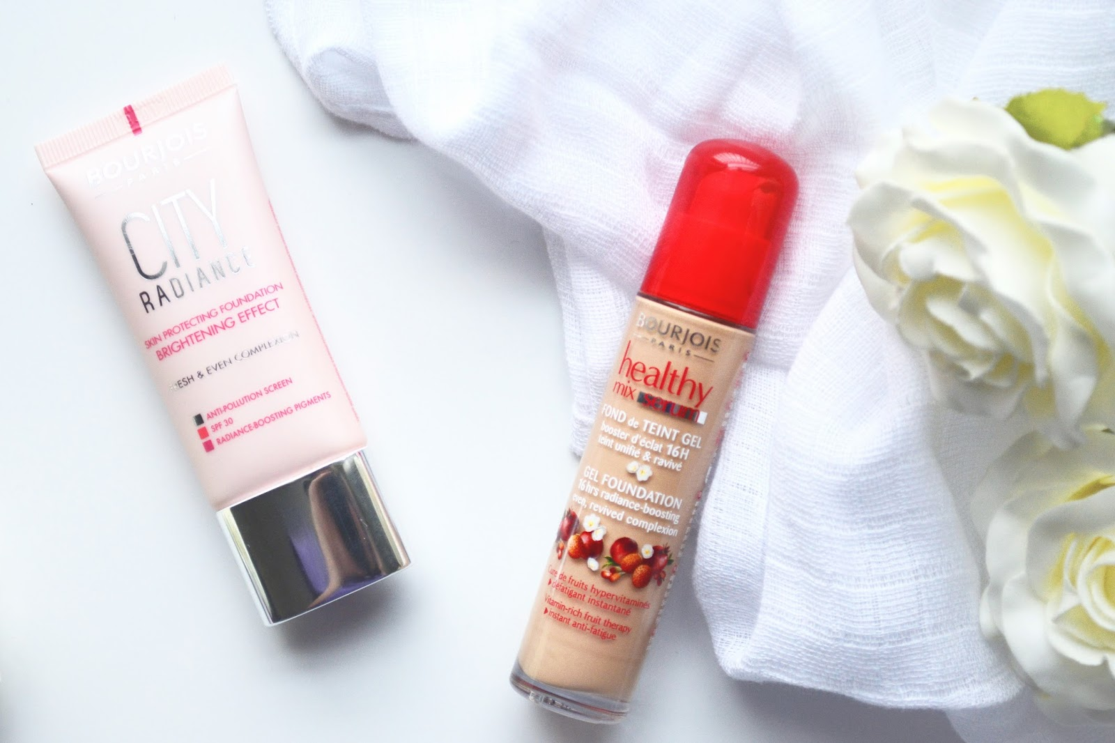 Bourjois, Bourjois Foundation, Bourjois City Radiance, Bourjois Healthy Serum Foundation, Foundation, Dewy Skin,