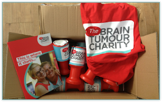 The Brain Tumour Charity Fundraising