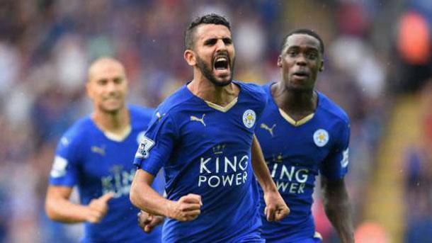 Ranieri dejaría salir a Mahrez del Leicester