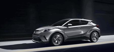Harga Kredit Toyota CHR 2018 - Promo DP & Cicilan