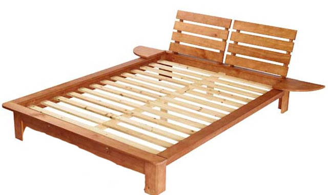 King Size Bed And Frame