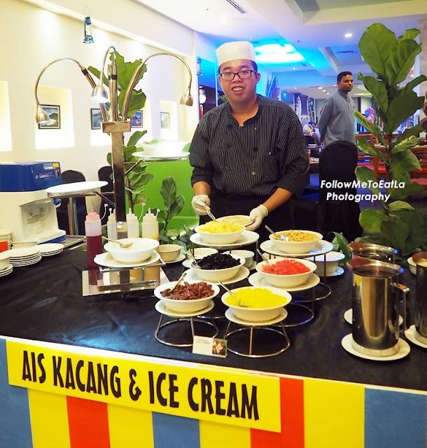 Ais Kacang & Ice Cream