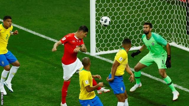 Mất điểm oan, Brazil khiếu nại FIFA