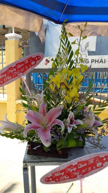 Dich vu giao hoa tan noi tai Da Nang