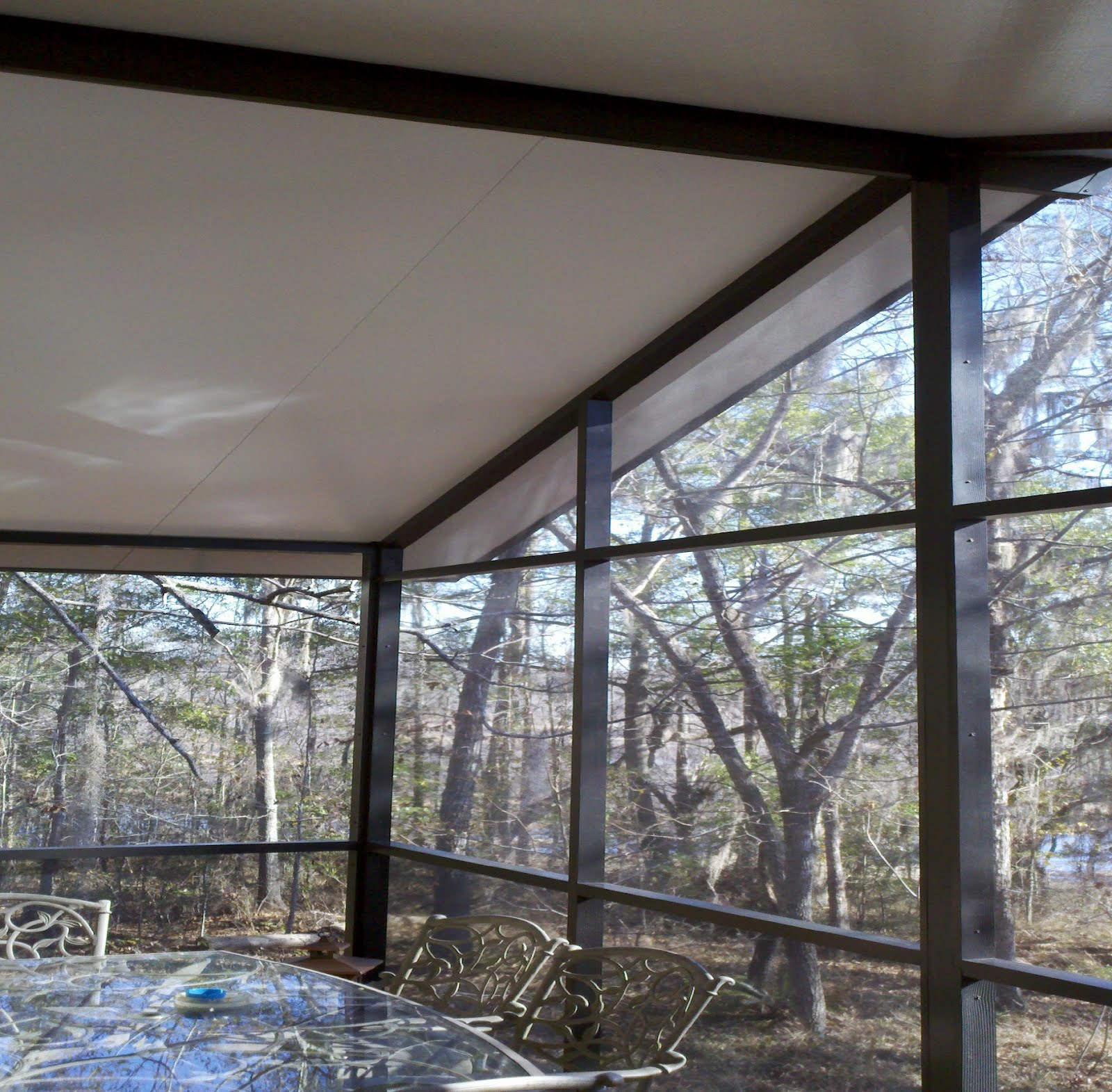 Screen Rooms Tallahassee How Strong Are Aluminum Screen