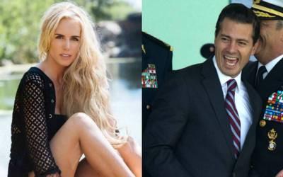Enrique Peña Nieto reaparece en Acapulco junto a la modelo Tania Ruiz (video)
