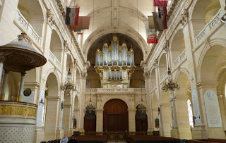 Iglesia Saint Louis des Invalides o San Luis de los Inválidos.