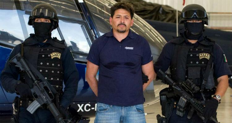 Sentencian en EU a 43 años de prisión a La Minsa, líder de la Familia Michoacana