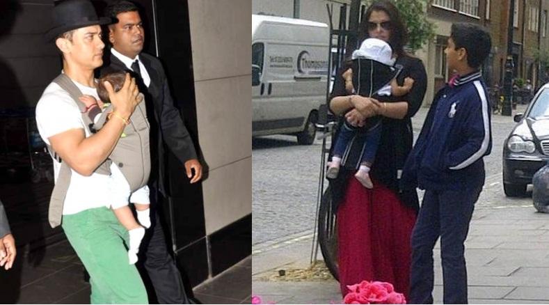 Aishwarya Rai Blog: Aradhay Bachan and Azad Rao Khan on ...