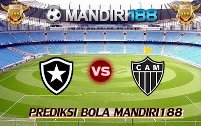 AGEN BOLA - Botafogo RJ vs Atletico Mineiro 10 Juli 2017