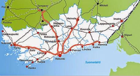 Etelä-Suomen Kartta