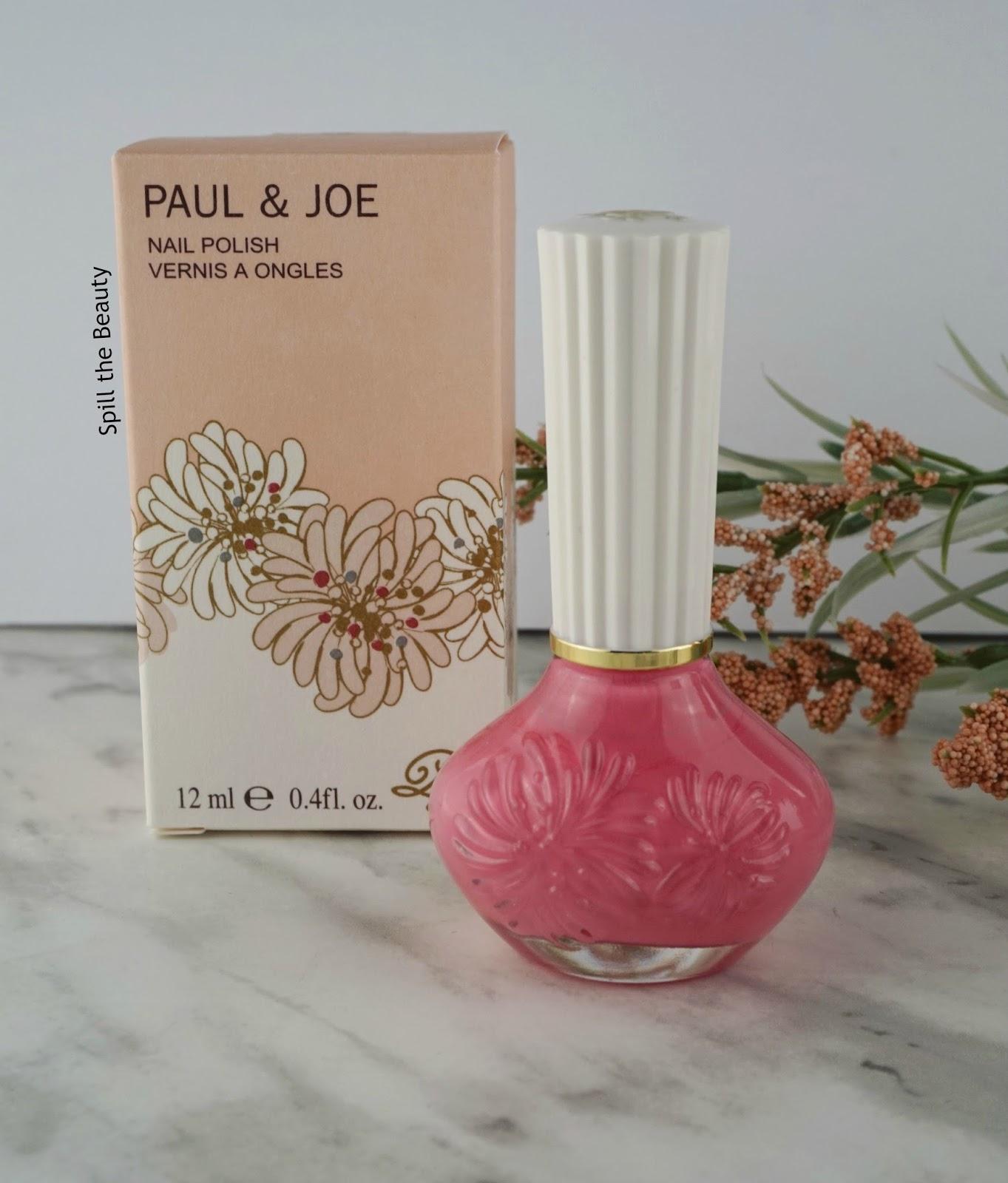 paul and joe spring 2017 cat lipstick eyeshadow pink pearl primer