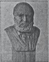 Buste van Jean-Philippe Lavallé (1809-1913), dat zich in het Koninklijk Museum van het Leger en de Krijgsgeschiedenis te Brussel bevind.