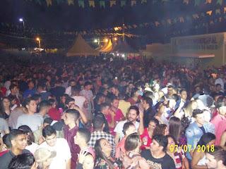 Sucesso comprovado, chega ao fim o tradicional São Pedro de Rua de Picuí