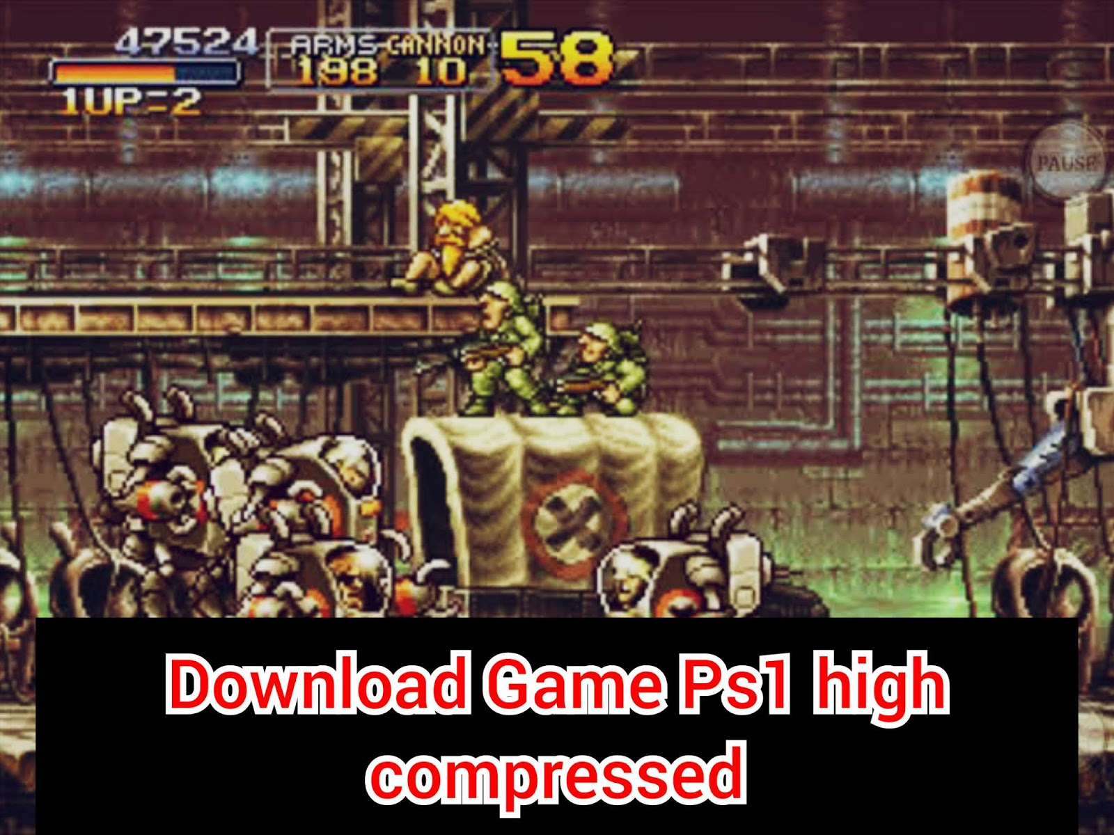 Download game ps1 high compress
