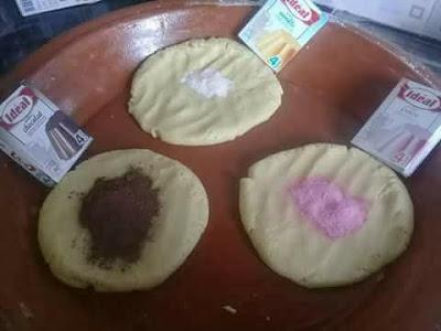 حلوة الفلان سهلة وتذوب في الفم