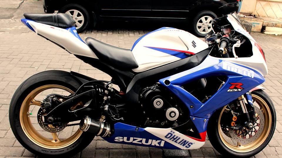 Suzuki Gsxr 600 >> Bursa Moga Bekas Dijual Suzuki Gsxr 600 Cc Tahun 2008