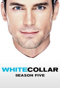 White Collar Poster