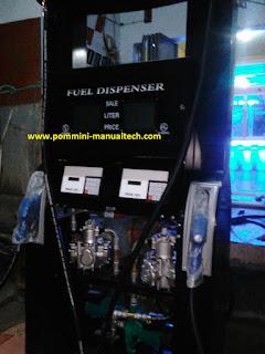 mesin pom mini hong yang rakitan