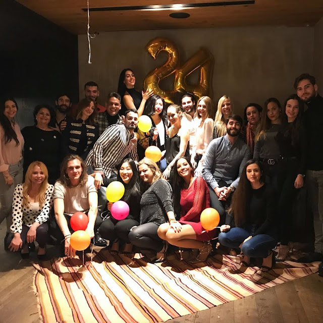 Cristiano Ronaldo celebrates Georgina's birthday with a romantic surprise