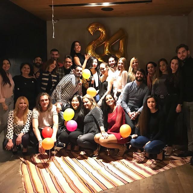 Cristiano Ronaldo celebrates Georgina's birthday with a romantic surprise