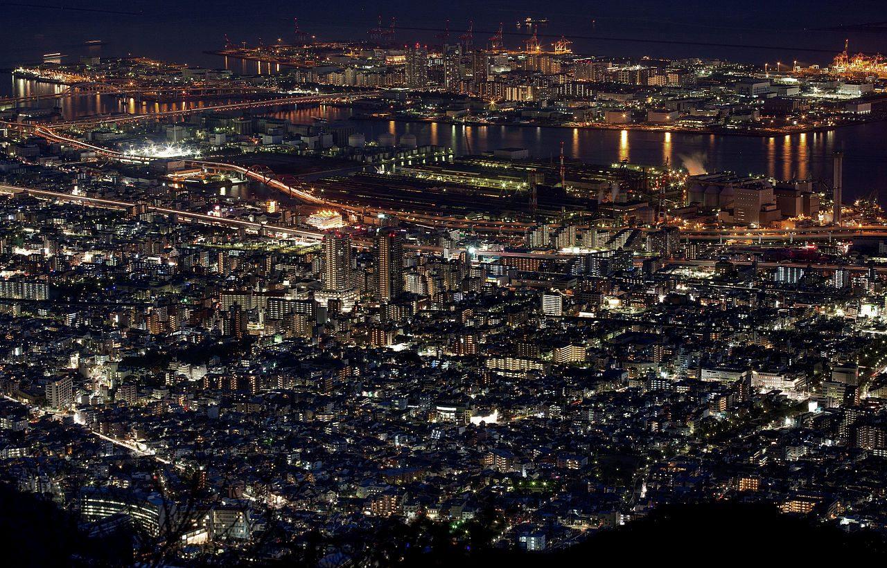 神戶-景點-推薦-摩耶山-神戶夜景-掬星台-自由行-旅遊-觀光-必遊-必去-必玩-日本-kobe-tourist-attraction-travel
