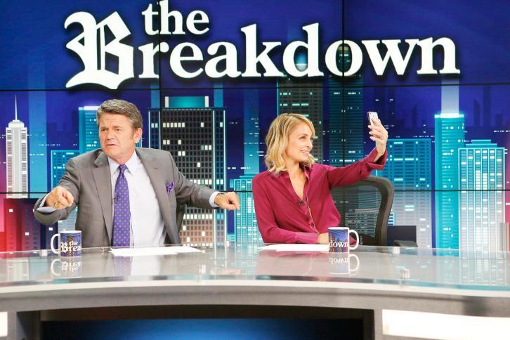 Great News - Episode 1.01 - 1.02 - 4 Sneak Peeks, Full Set of Promotional Photos & Press Release