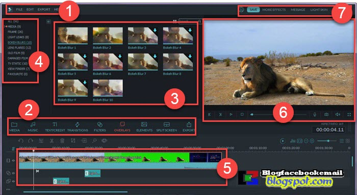 tutorial cara edit video dengan filmora